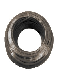 4mm2 single-core DC cable 100m - Black