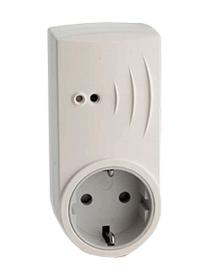Plug-in Socket with Meter, DE and NL