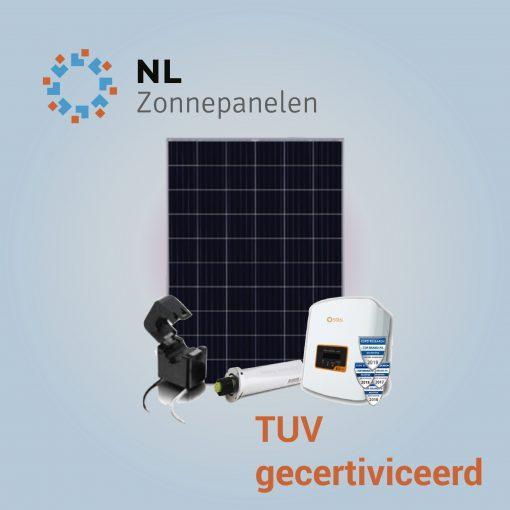 NL Zonnepanelen - Goed Package