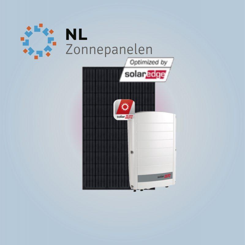 NL Zonnepanelen - Beter Package