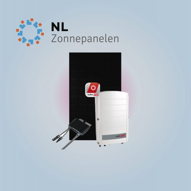 NL Zonnepanelen - Beste Package