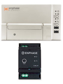 Envoy-S communicatie Gateway, 230VAC (WIFI ) & Q-Relay