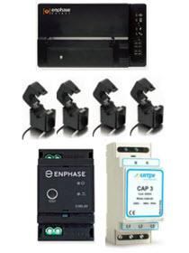 Envoy-S samengestelde 1 en 3-fase Gateway-pakket
