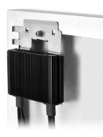 SolarEdge P370 optimizer 370W frame gemonteerd